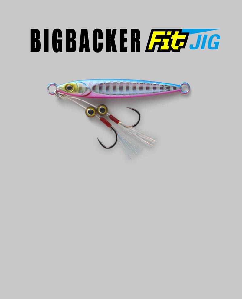 ビッグバッカーフィットジグ BIGBACKER FitJIG/ ビッグバッカーフィットジグ