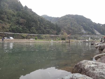 ダートラン練習釣行!