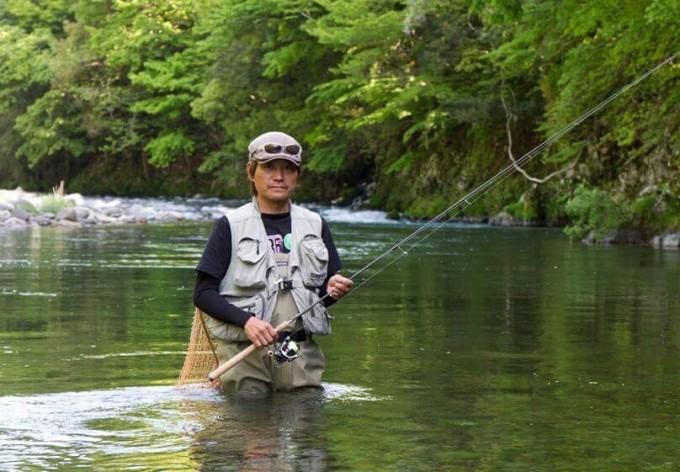 トリコロールGTシリーズで長良川水系吉田川を攻略