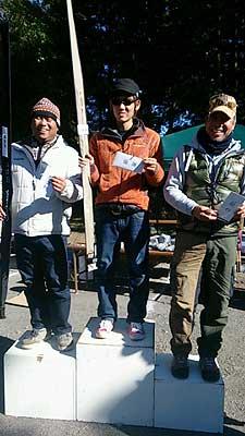 TIMONカップin東山湖大会について