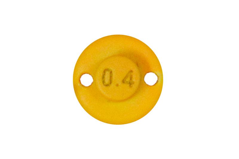 165 レッドグローオレンジ
