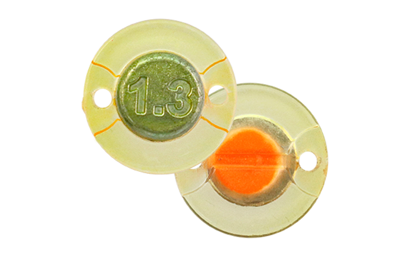 189 CLEAR ORENGE/クリアオレンジ